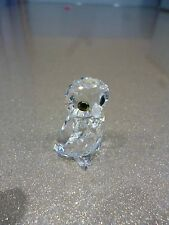Swarovski crystal Owlet - mint retired original box