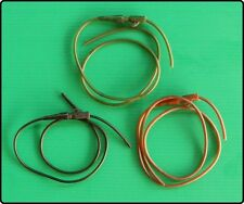 3 x 50cm Ready Made Anti Tangle Lead Clip Helicopter Carp Fishing Rigs