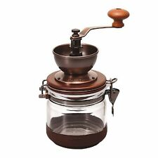HARIO Coffee Mill Grinder Canister café CMHC-4C from JAPAN