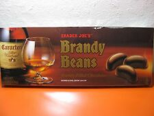 2x TRADER JOE'S BITTERSWEET CHOCOLATE BRANDY BEANS 4.9% V/W 25pcs/box 7oz SEALED