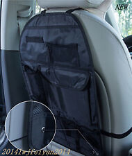 Car SUV Back Seat Tidy Organiser Multi-Pocket Holder Pouch Storage Bag Universal