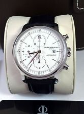 2011 Baume Mercier Classima XL Executive Automatic Mens Chronograph Watch 8591