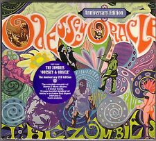 2 CD (NEU!) . ZOMBIES - Odessey & Oracle (Odyssey Mono/Stereo mkmbh