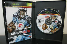 Madden NFL 08  (Xbox, 2007) *Tested