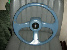 92 93 BUICK GS Regal Gran Sport LEATHER steering wheel orig GM Used cond.