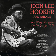 JOHN LEE HOOKER AND FRIENDS The Blues Magician Live On Stage Digipak-CD (700028)