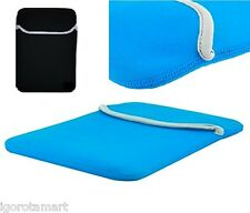"17.6 Laptop Case Fr 17"" 17.3"" Sony Vaio / HP Dell IBM Acer Samsung Cover Blue"
