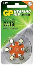 BATTERY HEARING ZA13 PK6 - Non-rechargeable - Batteries
