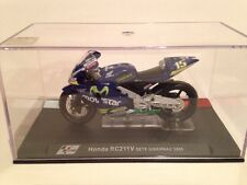 Honda RC211V MotoGP 2005 - Sete Gibernau 1/24 Scale IXO/Altaya New In Case