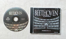 CD AUDIO MUSIQUE/ BEETHOVEN LIMITED EDITION COLLECTION SYMPHONY N 1-3 CD 8T 1999