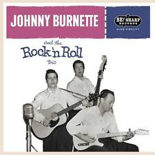 45 EP Johnny Burnette & the R&R Trio - Black Wax  Limited 150 copies Edition New
