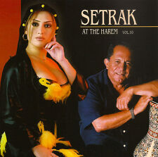 Setrak ~ The Harem Belly Dance CD - Belly Dancing Music