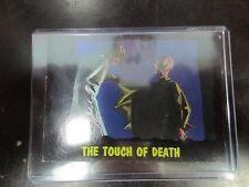 1964 DAYSTAR VILLA DISTEFANO-UNITED THE TOUCH OF DEATH OUTER LIMITS CARD #40