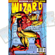 WIZARD THE COMIC MAGAZINE #82 COVER B VF-NM