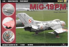 Kagero Softcover Mig-19PM Full Walkaround, Topshots 31