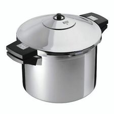 Kuhn Rikon Duromatic Inox Side Grips 24cm 4.0L Pressure Cooker