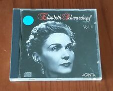 ELISABETH SCHWARZKOPF VOL. II - CD