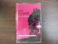 "NEW SEALED ""Rod Stewart"" Downtown Train  Cassette Tape   (G)"