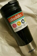 aladdin stainless steel vacuum bottle thermos 16oz brand new