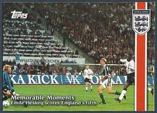 TOPPS ENGLAND 2002- #36-EMILE HESKEYS SCORES THE FIFTH V GERMANY
