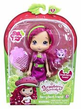 Strawberry Shortcake Berry Best Friend 6 Inch Doll, Raspberry Torte & Chiffon