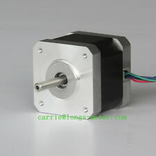 High 1 pcs nema 17 stepper motor 1.7A 4000g.cm 2phase CNC&3D Printer