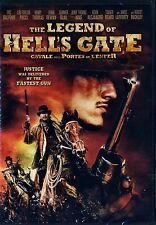 BRAND NEW WESTERN DVD // THE LEGEND OF HELL'S GATE // ERIC BALFOUR, JENNA DEWAN