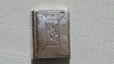 Sterling silver vintage george iii antique patch box – cocks & c.