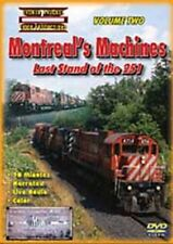 Montreal's Machines Last Stand of the 251 Vol 2 DVD NEW Video CP Quebec Division