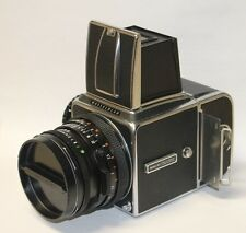 Hasselblad 500C with carl  Zeiss Planar 80mm f2.8 Lens NOT TETED SOLD AS IS