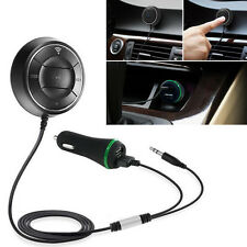 Bluetooth 4.0 NFC Hands-free Car Kit Wireless Calling&Music Stereo Audio Receive