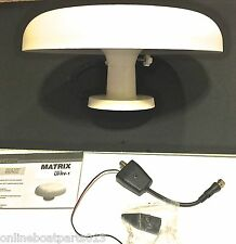OMNI-DIRECTIONAL HDTV/FM DIGITAL ANTENNA, RV, PONTOON, BOAT, CRUISER- 12 VOLT