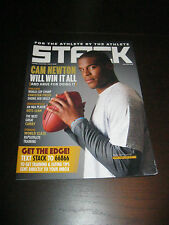 "Cam Newton ""STACK FALL 2015 MAGAZINE"" - ""WILL WIN IT ALL"""