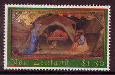 NEW ZEALAND 2002 VATICAN CITY JOINT ISSUE UNMOUNTED MINT, MNH