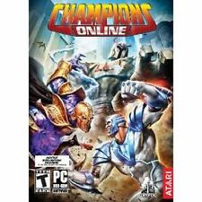 Champions Online PC DVD Software