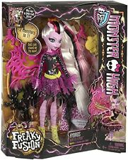 Monster High Freaky Fusion Bonita Femur Doll Discontinued by manufacturer