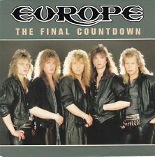 "Europe 7"" The Final Countdown - Holland"