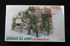 YK026 DRAGON 1/35 maquette figurine 6017 German 6th Army (Stalingrad 1942-43)