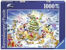 Ravensburger Disney Christmas Eve Jigsaw Puzzle (1000 Pieces) STYLE A