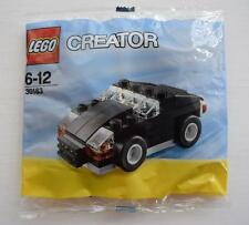 LEGO CREATOR - LITTLE BLACK CAR POLYBAG - SET 30183 - BRAND NEW UNOPENED