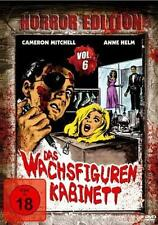 Das Wachsfigurenkabinett - Horror Edition - Vol. 6 (2011) - FSK18 DVD