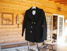 US Navy Issue WOMENS Peacoat Size 14 long WITH FREE SHIPPING