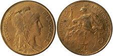 5  CENTIMES  DUPUIS  1912  ,  RARE DANS LA QUALITE , SUPERBE  A  FLEUR  DE  COIN