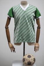 CRISTALLO DDR MAGLIA herrespielerhemd True Vintage 70er GDR TG 7 Camicia Da Calcio