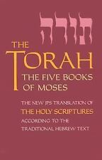 Bible Titles Ser.: Torah : The Five Books of Moses (1999, Paperback)