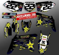 2010 2011 2012 2013 2014 2015 RMZ 250 GRAPHICS KIT SUZUKI RMZ250 MX BIKE DECALS