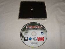 Prince of Persia Warrior Within (PC, 2004) Near Mint Game
