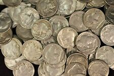 10 OLD BUFFALO NICKELS COLLECTION LOT RARE FULL DATE INDIAN HEAD US OLD COINS