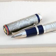 """Montegrappa Exclusive Edition 1849 E-W """"California Gold Rush"""" Rollerball Pen"""