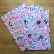 Sanrio 2011 Hello Kitty Holiday 5pc Paper Gift Bags